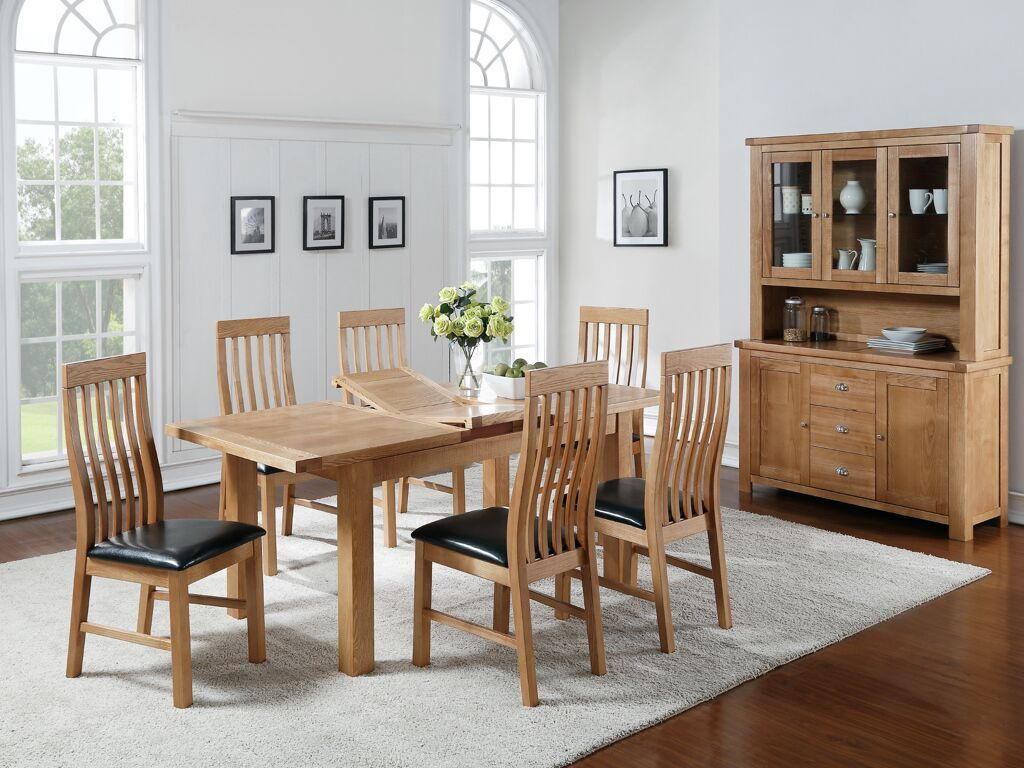 Carlingford 5ft Dining Set