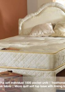 Blenheim Pocket Sprung Mattress