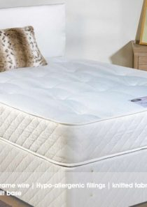 Cambridge Luxurious Orthopaedic Mattress
