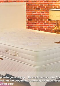 Cumbria Pocket Memory Mattress