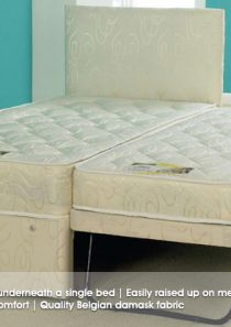 Guest Bed + Mattress