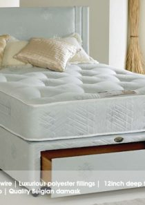 Hilton Luxurious Orthopaedic Mattress