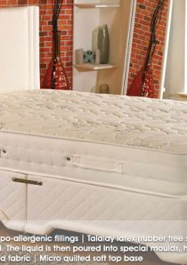 Lincoln Pocket Memory Mattress