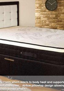 Westminster Pocket Memory Mattress