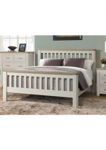 Treviso Painted 5′ Bed