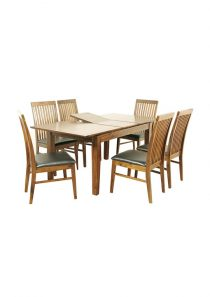 Strathmore Butterfly Extension Dining Set