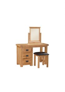 Somerset Dressing Table and Stool