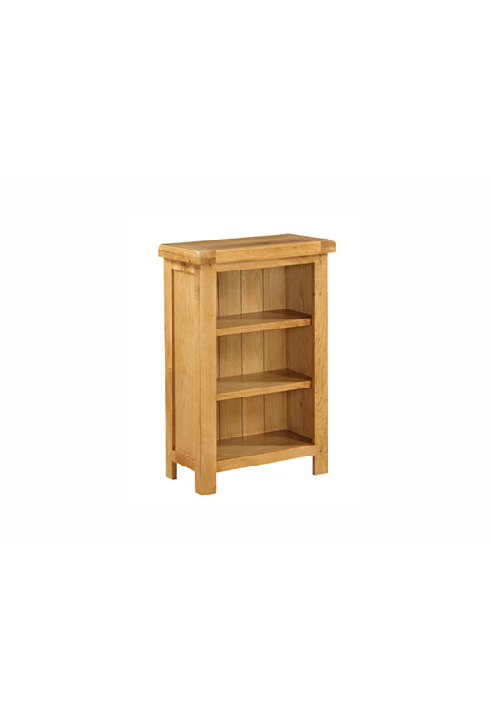 Somerset Low Slim Bookcase
