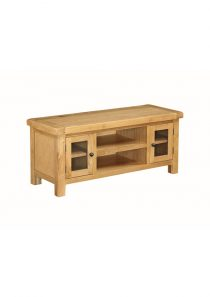 Somerset Large Straight TV Unit