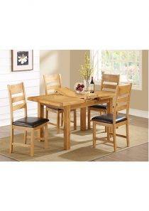 Somerset 4′ Extension Dining Set