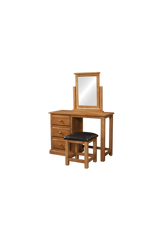 Kingsley Dressing Table and Stool
