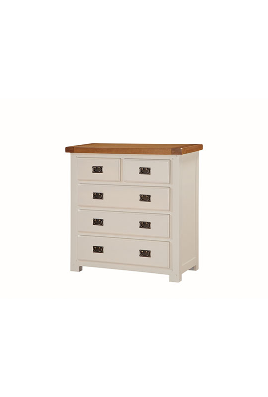 Heritage 2 over 3 Drawer Chest