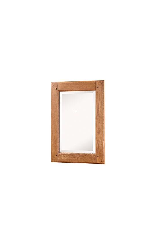Harvest Oak Wall Mirror