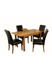 Hartford Country Oak / Hanover Country Oak Chair Set
