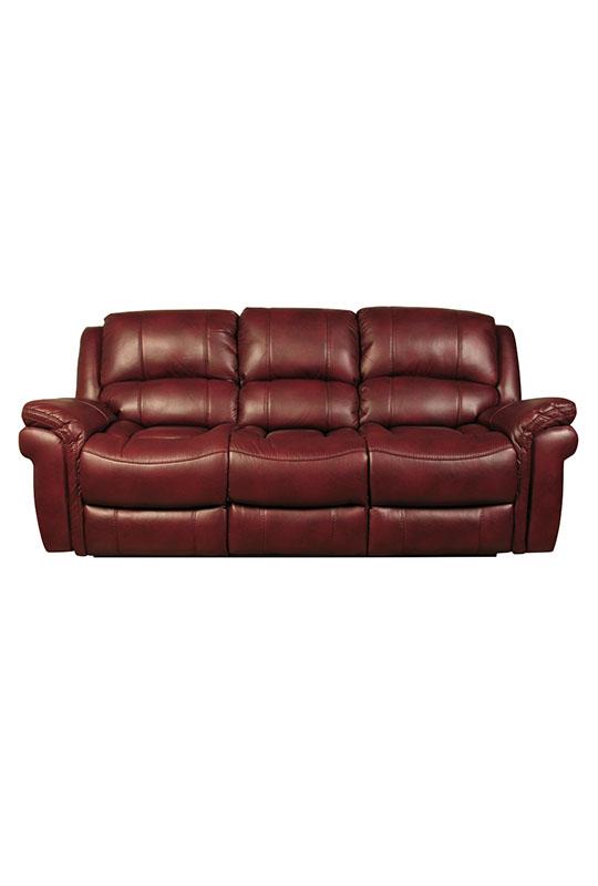 Farnham LA 3 Seater (Burgundy)