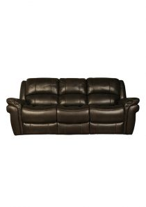Farnham LA 3 Seater (Brown)