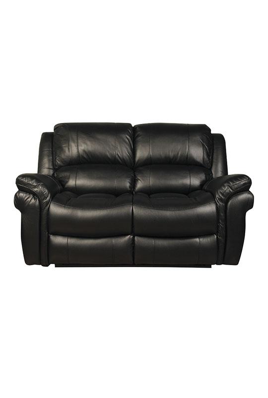 Farnham LA 2 Seater (Black)