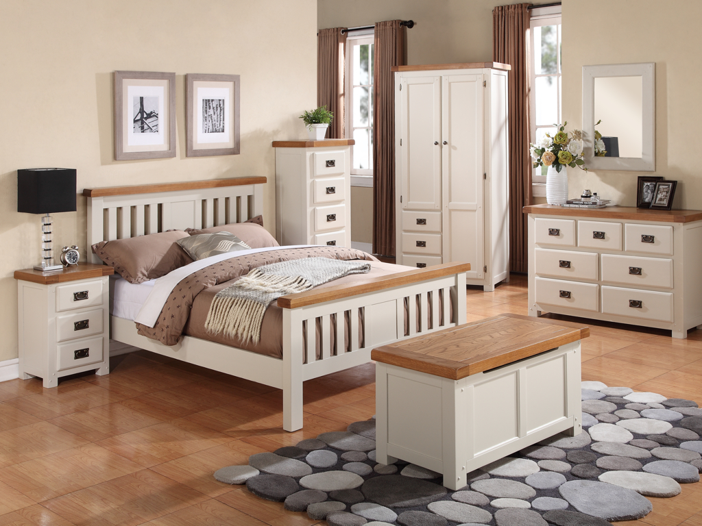 heritage bedroom range