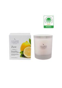 ZEST NATURAL SPA JAR