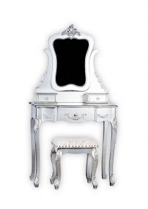 The Grange Interiors Champagne Dressing Table